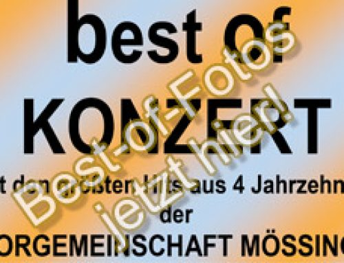 23.03.2019 best of Konzert