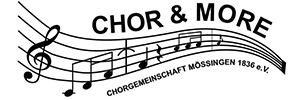 Chorgemeinschaft Mössingen Logo